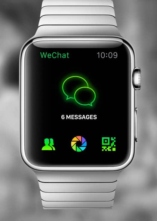 WeChat скачать