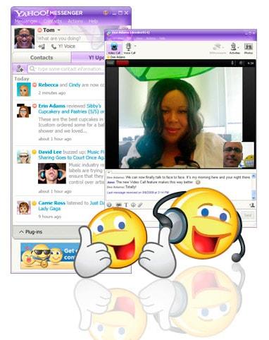 скачать Yahoo Messenger