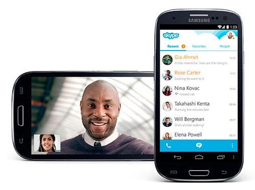 Скачать скайп программу на телефон